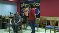 Kartzela. Ruben Sanchez eta Jon Ruiz de Pinedo