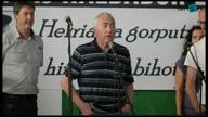 """Txapelaren lapurreta. Amets Arzallus, Joxe Luis Gorrotxategi eta Juan Joxe Eizmendi """"Loidisaletxe"""""""