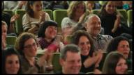 Puntutan. Igor Elortza, Jexux Mari Irazu, Jon Maia, Maialen Lujanbio, Andoni Egaña eta Amets Arzallus. Tolosa 2014/01/18