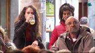 Paola Dentoni eta Simone Monni. Eguna eta gaua