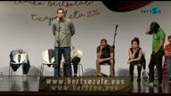 Zortziko handia. Iñaki Iturrioz-Julen Erezuma.