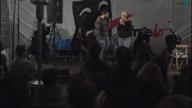 Izar Mendiguren-Iñaki Viñaspre. Rapeatzen
