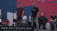 """Zortziko Handia. Xabi Terreros eta Ander Fuentes """"Itturri"""""""