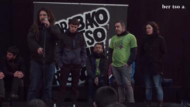 Ruben Santxez, Andere Arriolabengoa, Aitor Irastortza eta Iker Olabarrieta. Ametsetako marrazki bizidunak