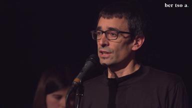 Igor Elortza. Bukaerako agurra.