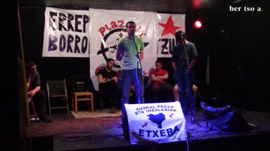 Beñat Torres eta Mikel Iturriotz. Zortziko handia.