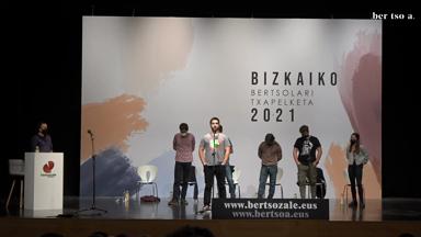 18. Bizkaiko Bertsolari Txapelketa 2021