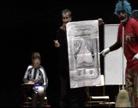Bertsoeskolba bertso-antzerki eta magia  emanaldia