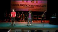 24. Euskal Herriko Eskolarteko Bertsolari Txapelketa  2012